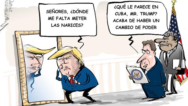 EEUU, muy preocupado por el cambio de Gobierno en Cuba - Sputnik Mundo
