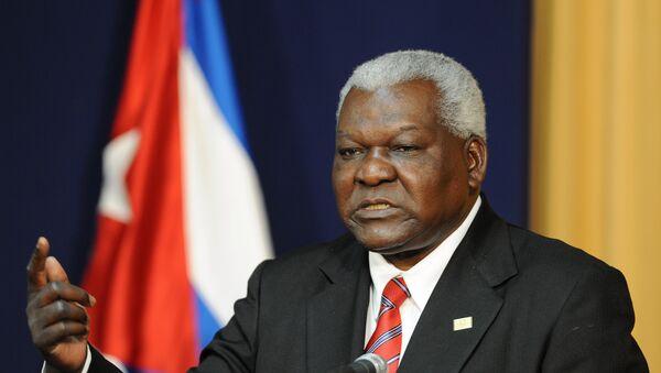 Esteban Lazo, presidente de la Asamblea Nacional de Poder Popular de Cuba - Sputnik Mundo