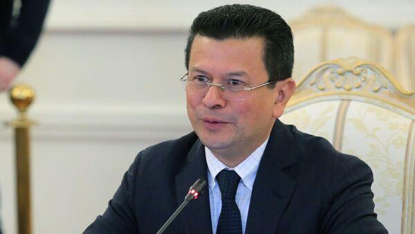 Hugo Martínez, ministro de Relaciones Exteriores de El Salvador - Sputnik Mundo