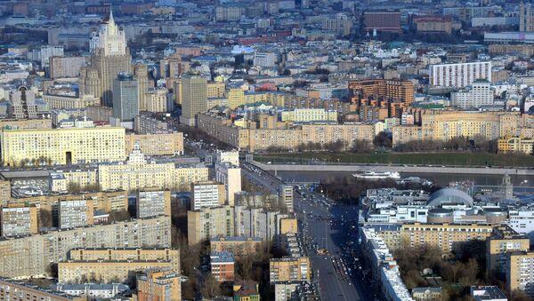 Moscú, la capital de Rusia - Sputnik Mundo