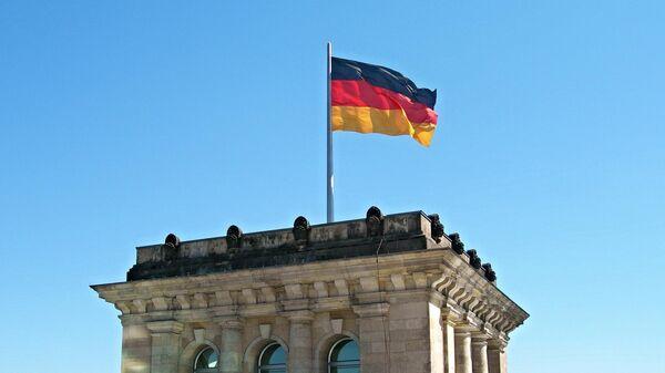 La bandera de Alemania - Sputnik Mundo