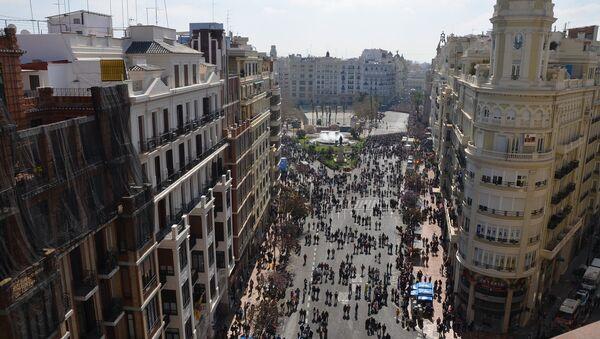 Valencia, España - Sputnik Mundo