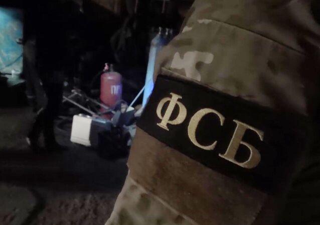 Operativo del FSB (archivo)