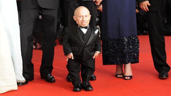 Verne Troyer, actor estadounidense - Sputnik Mundo