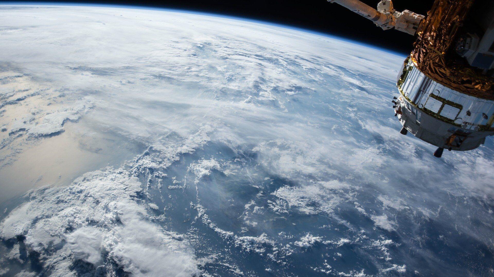 Un satélite (imagen referencial) - Sputnik Mundo, 1920, 16.02.2021