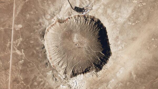 Cráter Barringer - Sputnik Mundo
