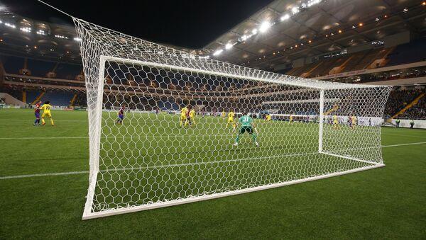 Partido de fútbol en el estadio Rostov Arena - Sputnik Mundo