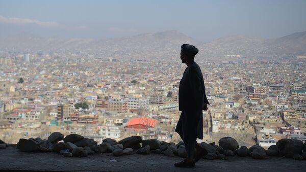 Un hombre en Afganistán (imagen referencial) - Sputnik Mundo