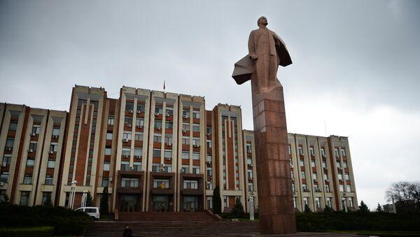 Parlamento de Transnistria en Tiraspol - Sputnik Mundo