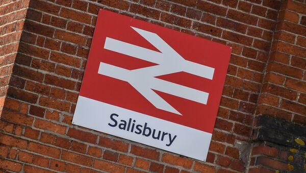 La ciudad de Salisbury, el Reino Unido - Sputnik Mundo