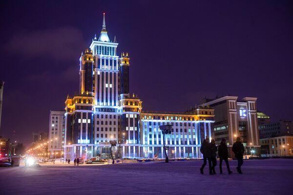 Un paseo por las sedes del Mundial de Rusia: Saransk - Sputnik Mundo