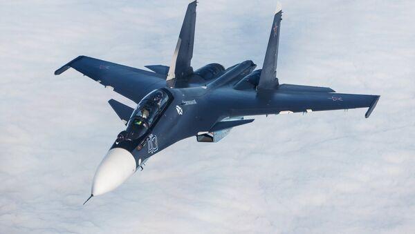 Caza polivalente Su-30SM - Sputnik Mundo