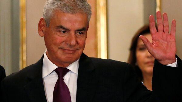 César Villanueva, el primer ministro de Perú - Sputnik Mundo
