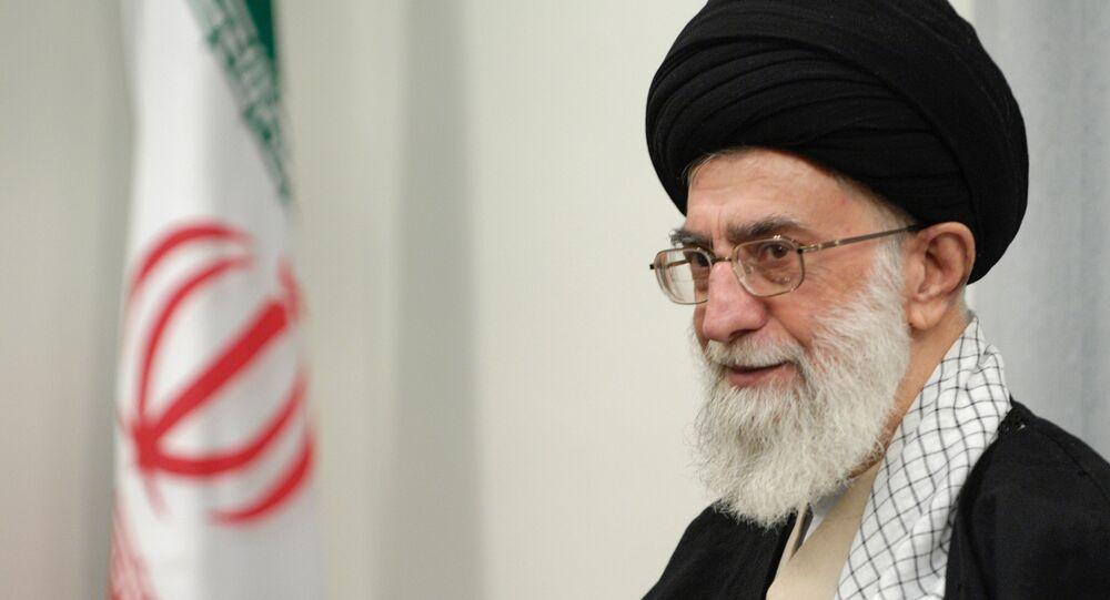 Alí Jameneí, líder supremo iraní