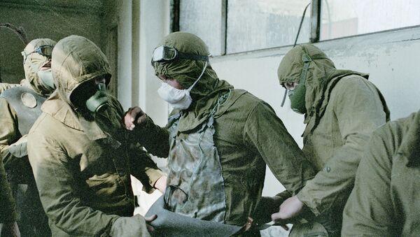 Las versiones de la catástrofe en Chernóbil - Sputnik Mundo