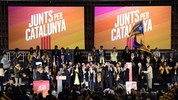 Junts per Catalunya (archivo) - Sputnik Mundo
