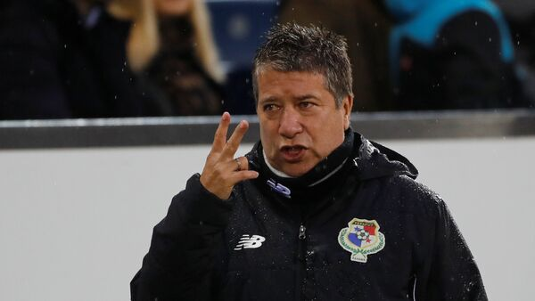 Hernán Darío Gómez, también conocido como 'el Bolillo', un entrenador de fútbol colombiano - Sputnik Mundo
