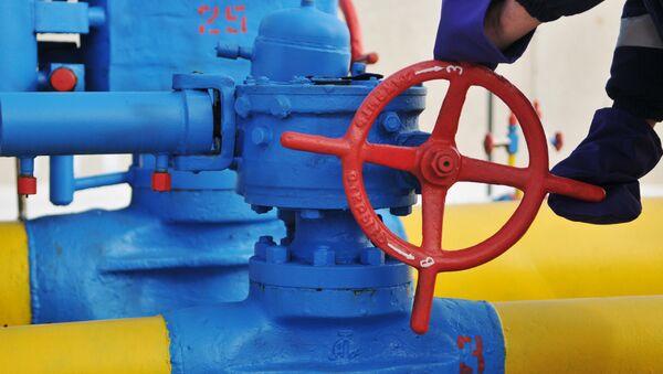 Gasoducto, Ucrania - Sputnik Mundo