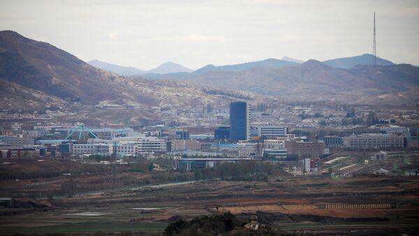 Zona industrial de Kaesong - Sputnik Mundo