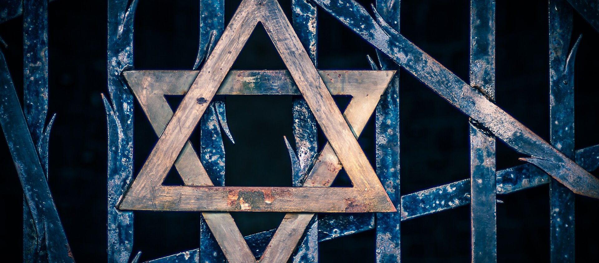 Estrella de David, el símbolo de la religión judía - Sputnik Mundo, 1920, 25.10.2020