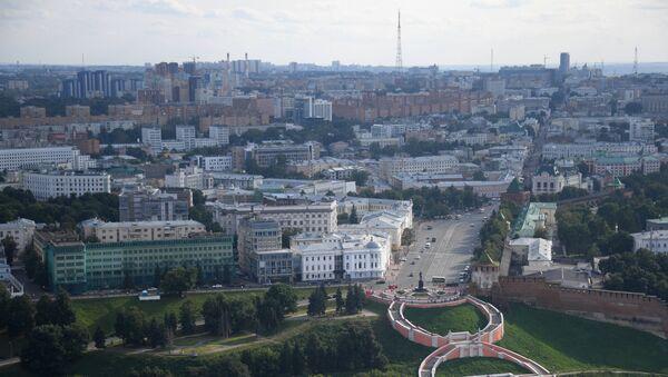 Nizhni Nóvgorod, Rusia - Sputnik Mundo