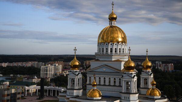Saransk, la ciudad rusa - Sputnik Mundo