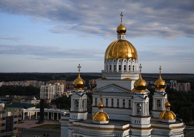 Saransk, la ciudad rusa