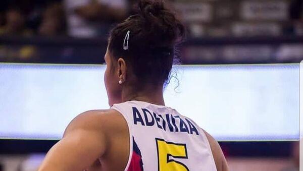 Adenízia da Silva, deportista brasileña - Sputnik Mundo