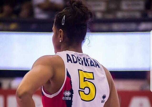 Adenízia da Silva, deportista brasileña