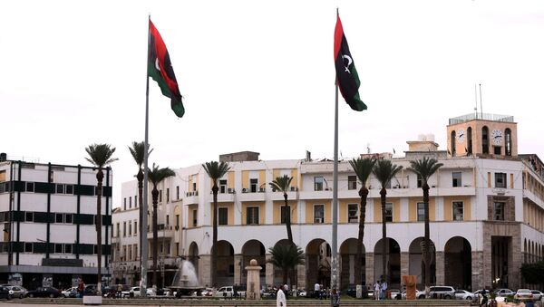 Tripoli, capital de Libia - Sputnik Mundo