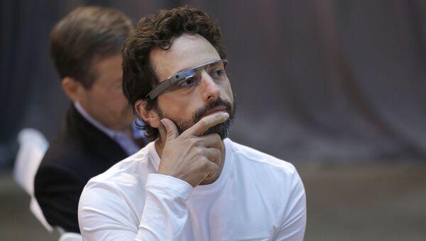 Serguéi Brin, cofundador de Google (archivo) - Sputnik Mundo