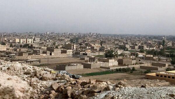 Situación en Al Jafra, Siria (archivo) - Sputnik Mundo