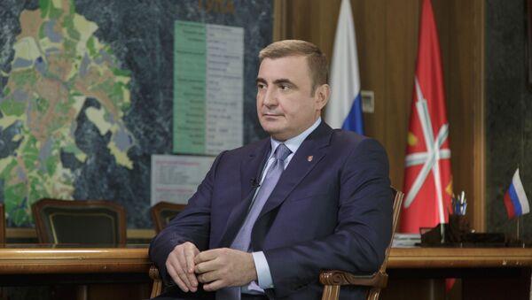 Alexéi Diumin, gobernador de la región Tula - Sputnik Mundo