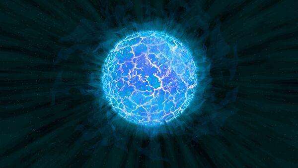 Un cuerpo celeste (ilustración) - Sputnik Mundo