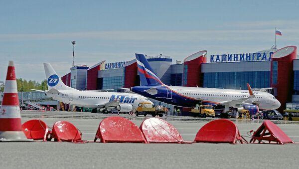 Aeropuerto internacional de Kalinigrado - Sputnik Mundo