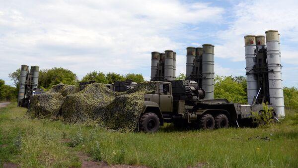 Sistema de defensa antimisiles S-300 - Sputnik Mundo