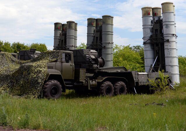 Sistema de defensa antimisiles S-300