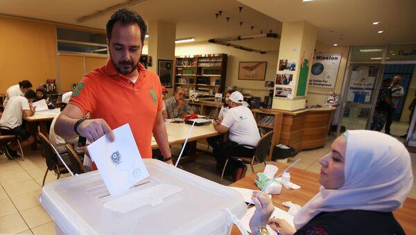 Las elecciones en Líbano - Sputnik Mundo