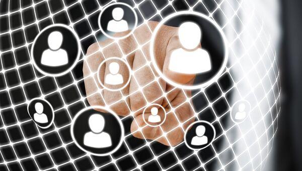 Redes sociales, imagen ilustrativa - Sputnik Mundo