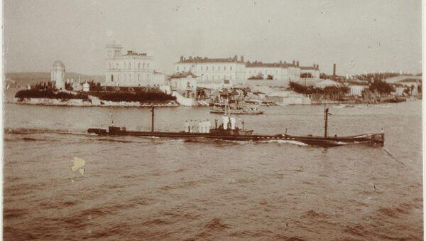 El submarino ruso Kambala - Sputnik Mundo