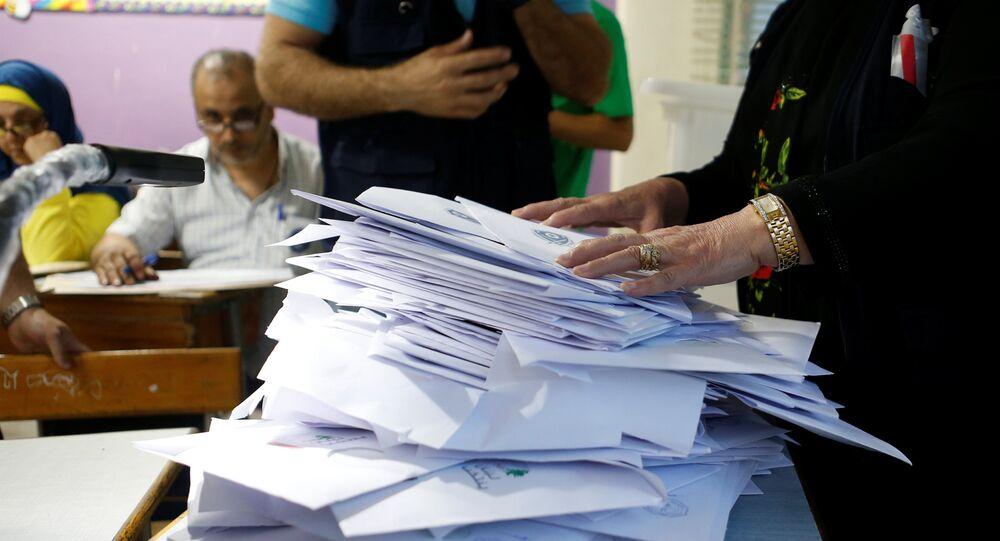 Elecciones parlamentarias en el Líbano