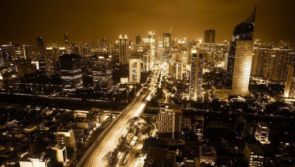 Yakarta, capital de Indonesia - Sputnik Mundo