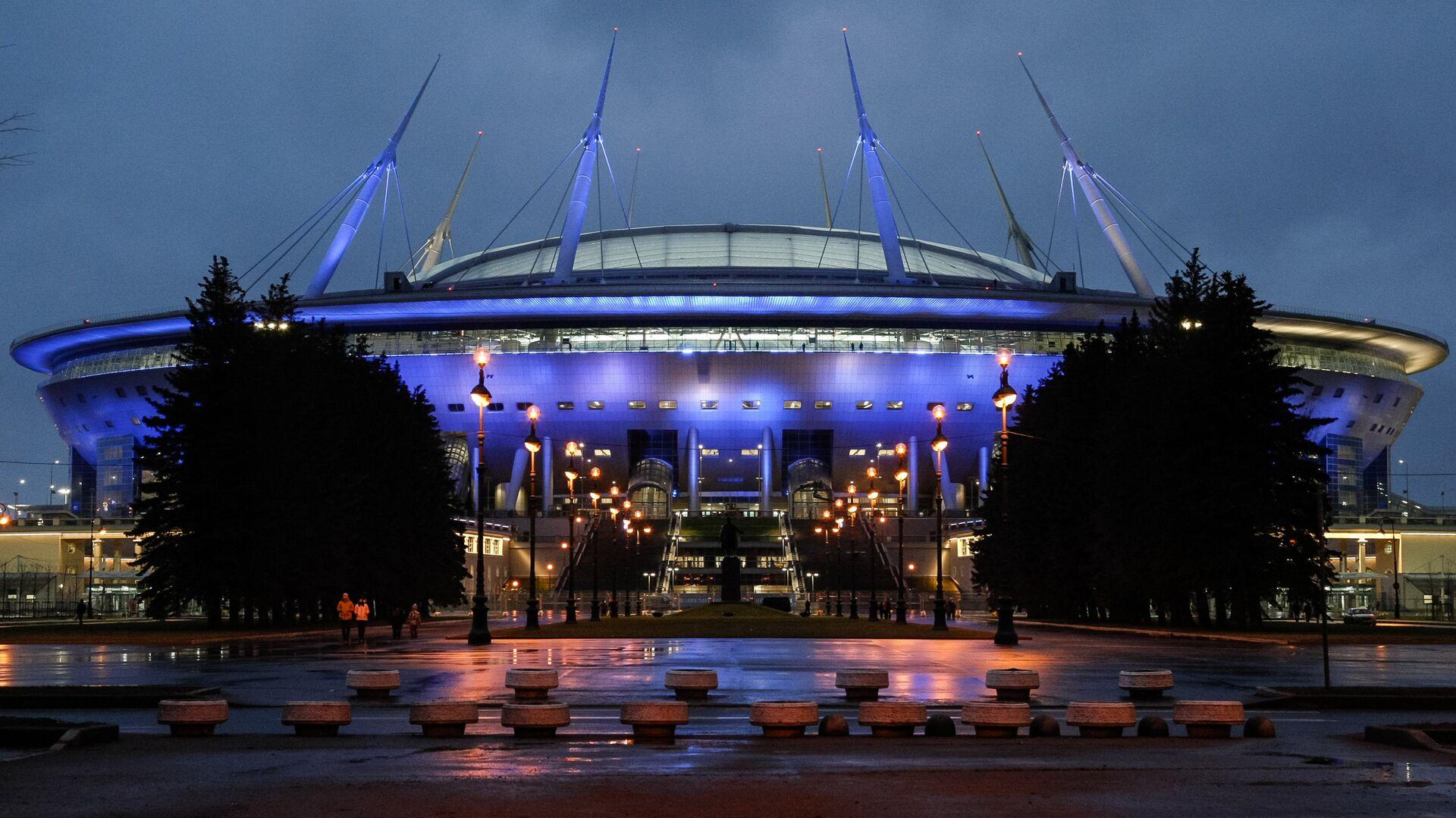 El estadio de San Petersburgo - Sputnik Mundo, 1920, 09.04.2021