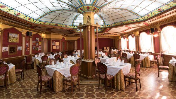 La casa de la cocina tártara en Kazán - Sputnik Mundo