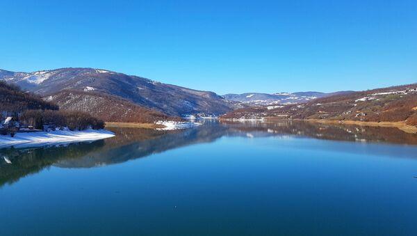 Lago artificial de Gazivode - Sputnik Mundo