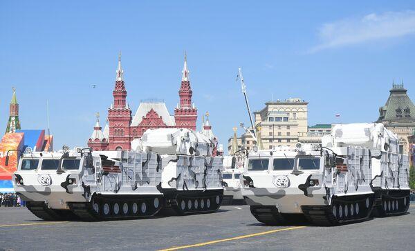 Los momentos más impactantes del Desfile de la Victoria de 2018 - Sputnik Mundo