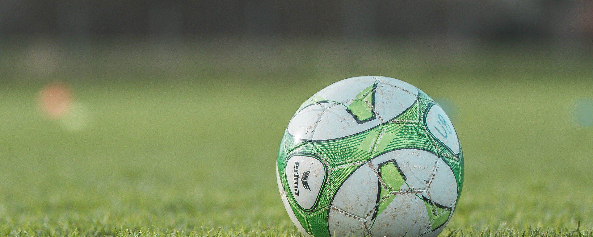 Pelota de fútbol (imagen referencial) - Sputnik Mundo, 1920, 24.05.2021