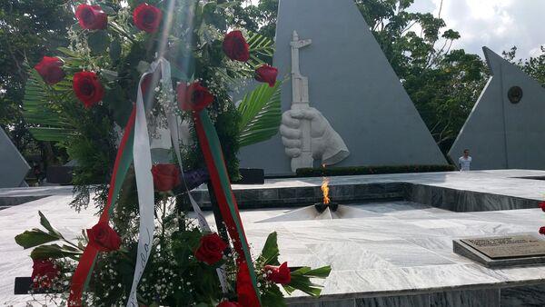 Mausoleo al Soldado Internacionalista Soviético en Cuba (Archivo) - Sputnik Mundo