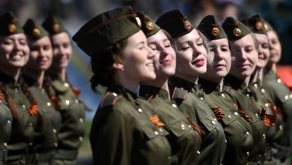 Lanzacohetes, historia y orgullo: así ha celebrado Rusia el Día de la Victoria - Sputnik Mundo