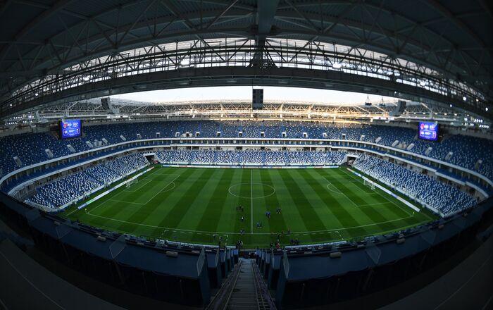 El increíble estadio de Kaliningrado abre sus puertas